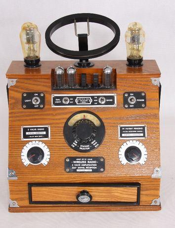 Spirit of st,louis radio kolekcjonerskie