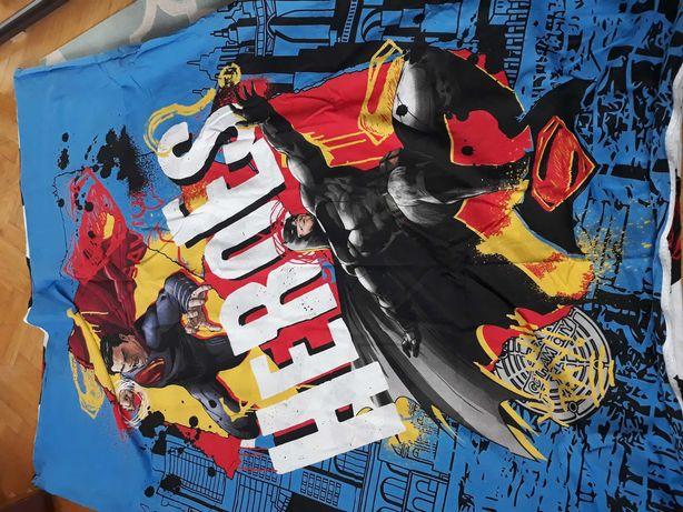 Pościel superman 160x200