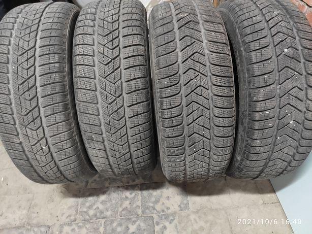 Зимові шини Pirelli 225/65/R19