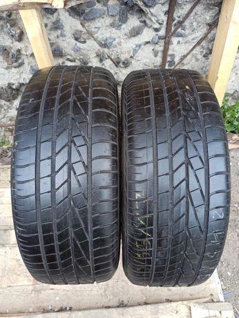 Goodyear 245/55r17  лето резина шины б/у склад оригинал