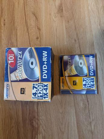 Płyty DVD+RW Memorex