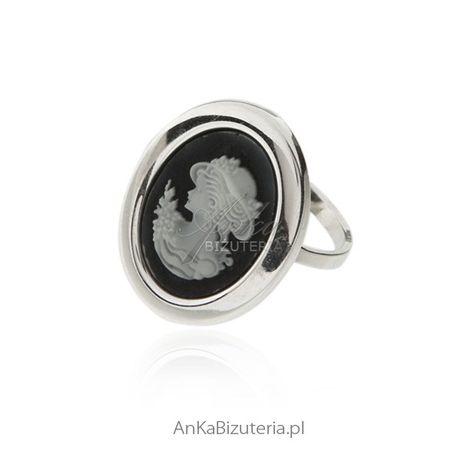 ankabizuteria.pl jubiler alicja chojnice Komplet biżuteria srebrna poz