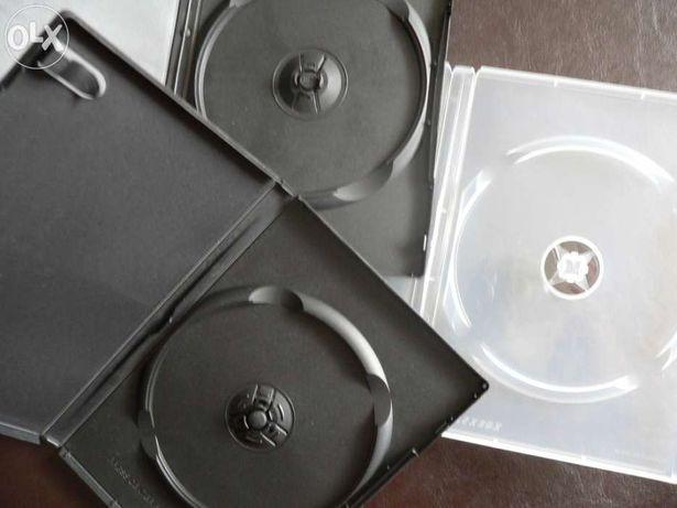 Caixas DVD  ( embalagem de 25 ) 14mm