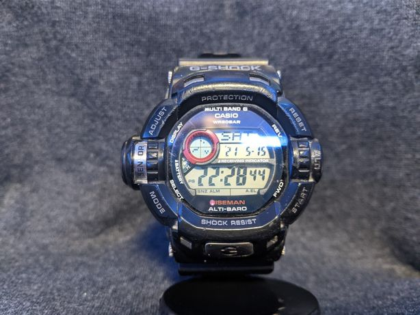 Часы Casio G-Shock Riseman gw-9200
