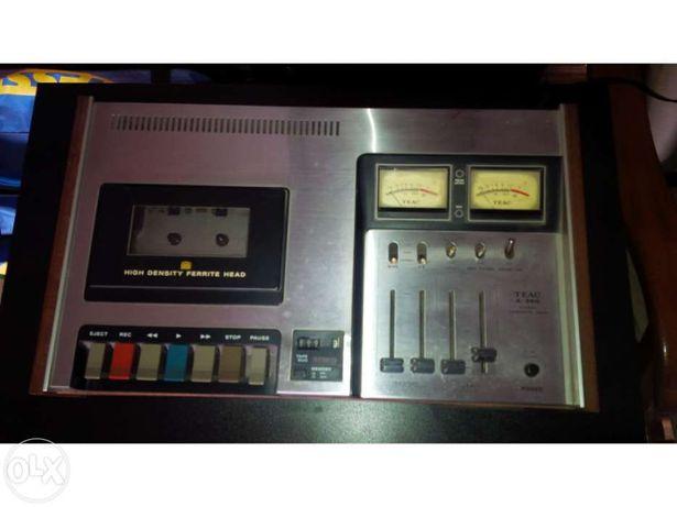 Teac A-360 Stereo Cassete Deck Vintage