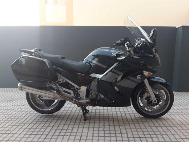 Yamaha FJR como nova 167 mês