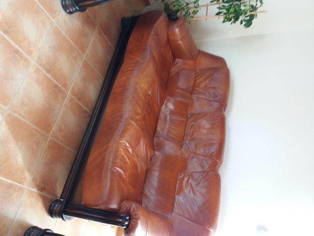 kanapa skórzana