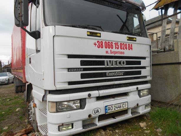 Продам грузовик Евро стар бортовой тентованый