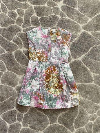 Нарядное платье French Connection 4-5 лет
