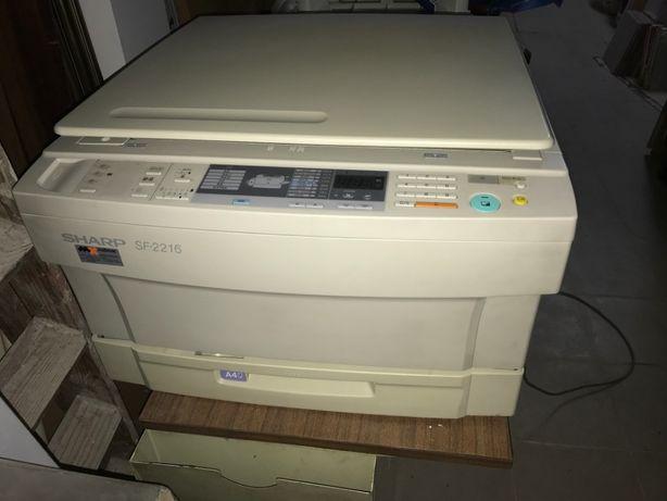 Fotocopiadora a laser, Sharp SF 2216