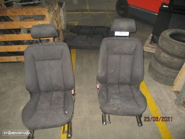 Interior bancos INTBAN255 MERCEDES / W210 / 1997 / COMPLETO / SEM AIRBAGS /