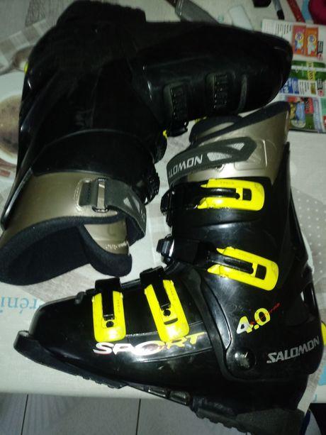 Buty narciarskie Salomon Sport team 4.0 performa 25 cm