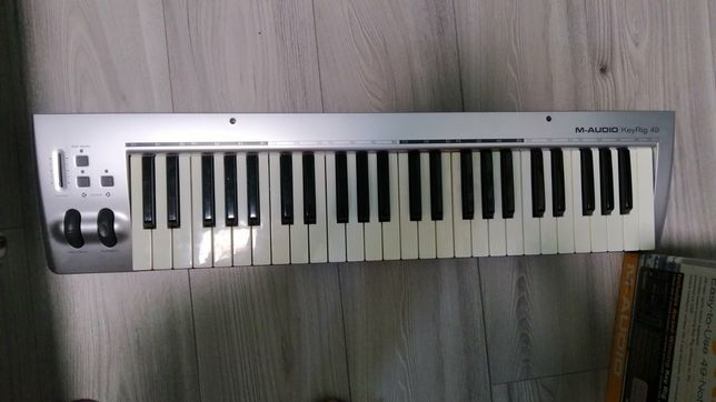 keyring 49 МИД клавиши