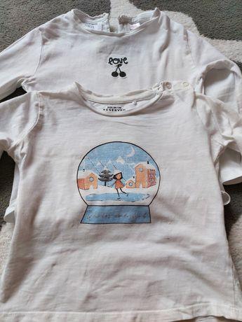 Bluzka dla dziewczynki r.92