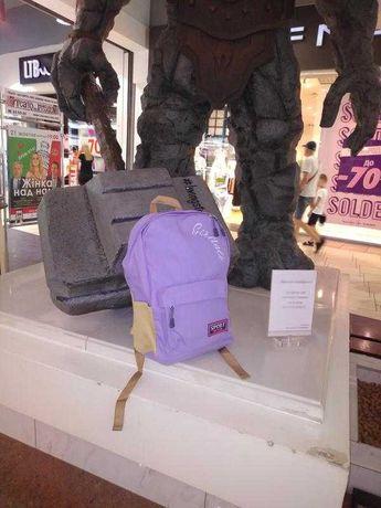 Школьный городской рюкзак taer sport brand цвет фиолет