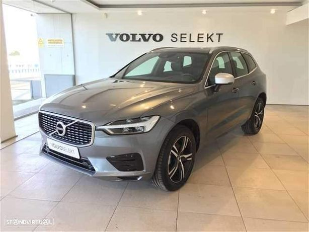 Volvo XC 60 2.0 D4 R-Design Geartronic