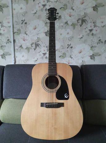 Gitara akustyczna Epiphone DR-100 z pokrowcem