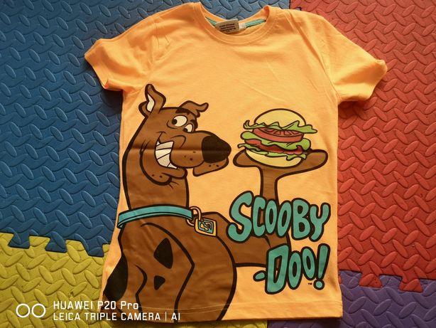 T-shirt chłopięcy roz. 134
