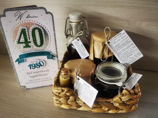 Eko produkty eko koszyk prezent
