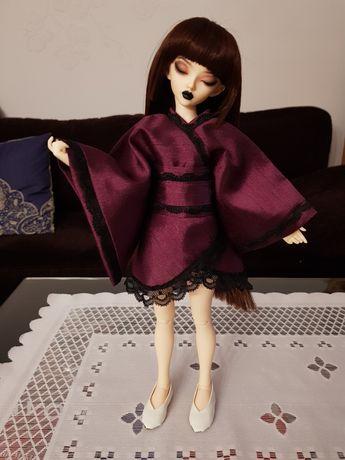 Promocja przedświąteczna! Kimono lolita dla lalek bjd 1/4