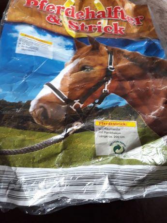 Kantar i uwiąz dla konia