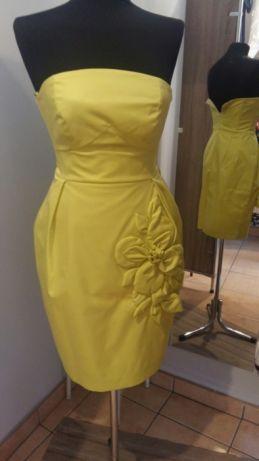 Sukienka - stan idealny! Rozmiar S/ M