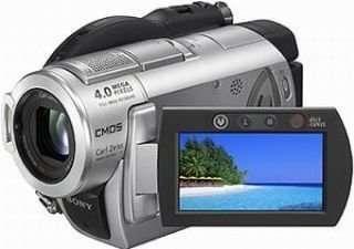 Maquina de Filmar Sony DCR-DVD406 Handycam DVD