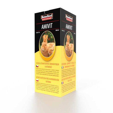 Amivit królik 1 litr-witaminy dla królików