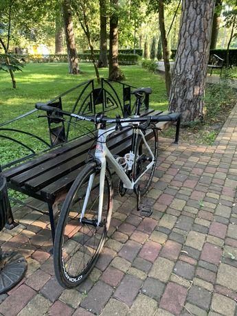 Карбоновый шоссейный велосипед Princycles