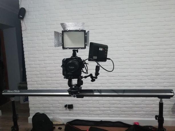 Прокат, аренда оборудования для видеосьемки видеосъемки фото