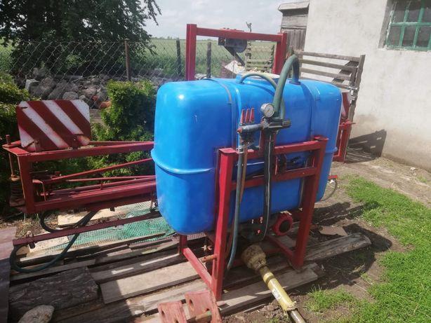 Opryskiwacz Kaspol 300 litrów 12 metrów Lance Bardzo dobry stan!