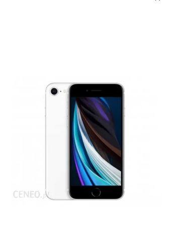 SMARTPHONE APPLE SE_2020_128 GB NOWY GWARANCJA +ładowarka+słuchawki