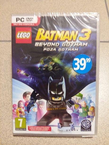 Gra PC Lego Batman 3 Poza Gotham - nowa w folii