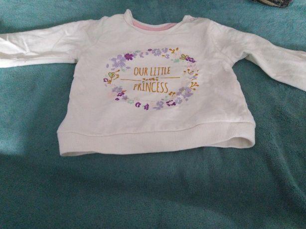 Ubranka dla dziewczynki na rozmiar 68
