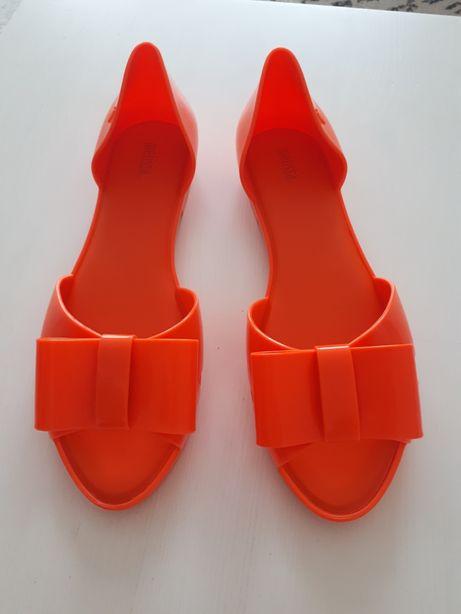 MELISSA SEDUCTION Neon orange w rozmiarze 39