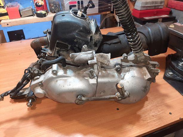 двигатель Honda AF 24E/хонда джулия/ такт/дио 27/28