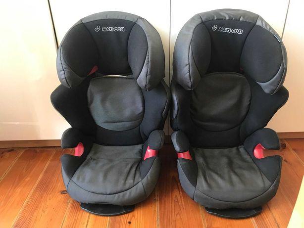 2 cadeiras auto Maxi-Cosi Rody