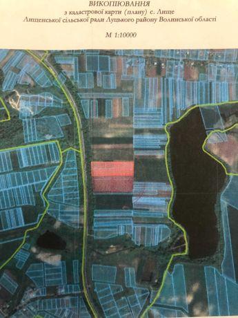 Продаж комерційноіі земельноіі ділянки