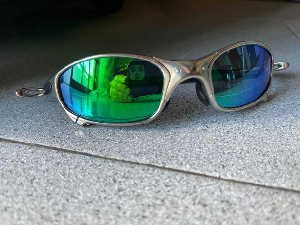 Juliet Verde azulada Nova polarizada