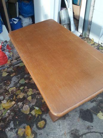 Stół ( ława ) dębowy.