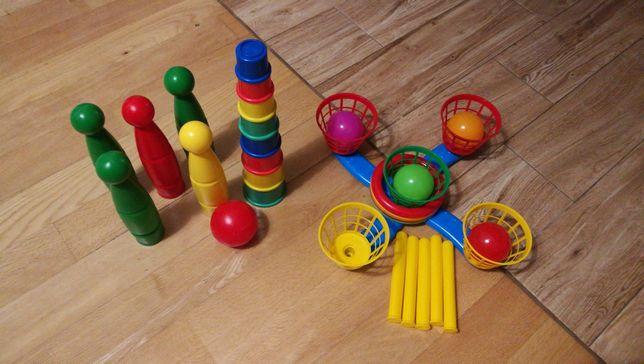 Wymienie zabawki dla dziecka