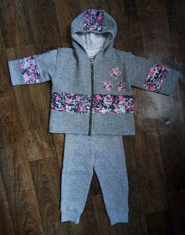 Костюм, теплий дитячий костюм, дитячий костюм,спортивний костюм