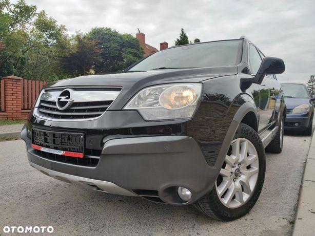 Opel Antara 2007rok2.0cdti150mpółskórachrom4x44wd