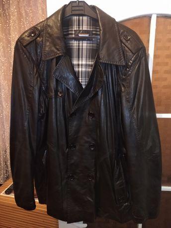 Куртка кожаная Louis Armando в и.с.