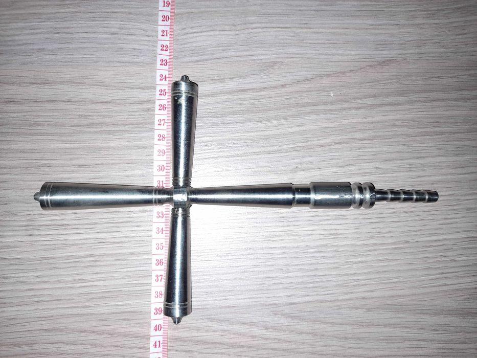Хрест з нержавіючої сталі Волочиск - изображение 1