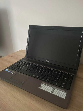 Laptop Acer Aspire 5742G