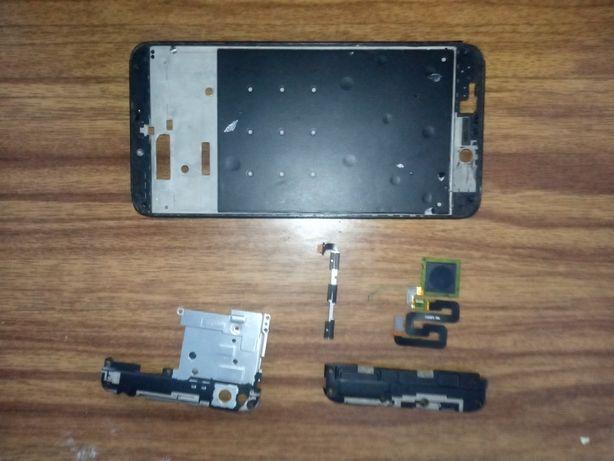 Xiaomi redmi 4x запчастини 3 екрана від redmi 3, 4x, 6a розбиті