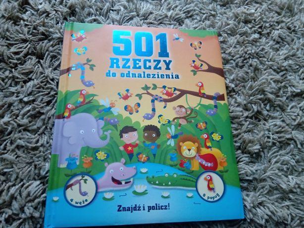 501 rzeczy do znalezienia - Znajdź i policz!