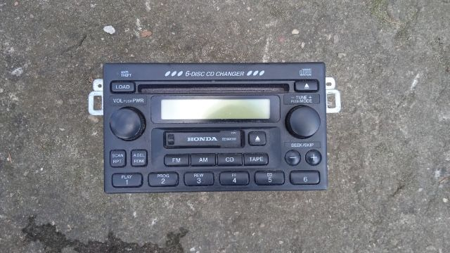 Radio Honda accord 6 usa