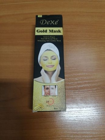 Омолаживающая маска GOLD MASK